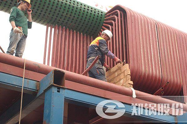 30噸燃煤熱水鍋爐全套帶安裝下來多少錢