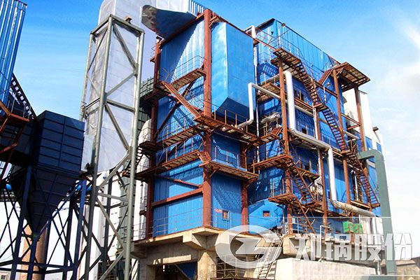 煤矿用35吨烧煤蒸汽锅炉和热水锅炉分别报价