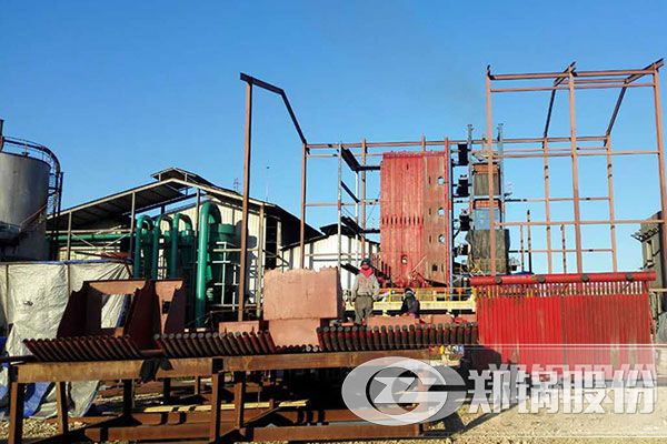 35噸燃煤蒸汽鍋爐價格