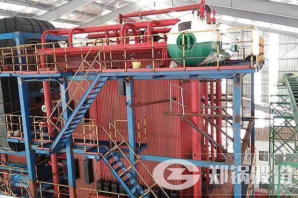 35T燃煤蒸汽鍋爐包括全套附機和安裝價格