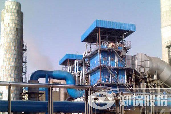 电解锌行业余热锅炉参数和烟气条件